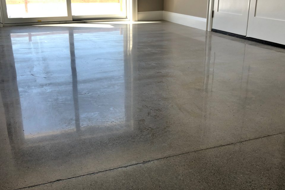 Flortek Concrete Polishing Ontario