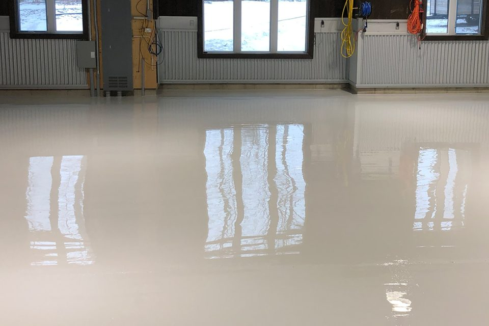 Epoxy Flooring Flortek