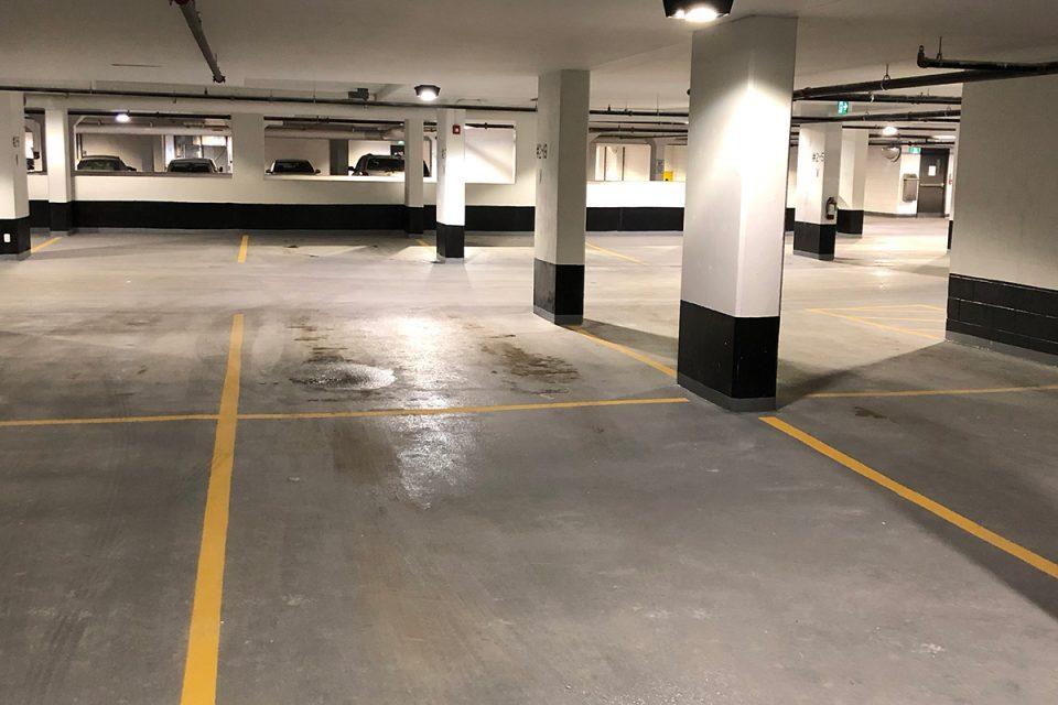 Parkade Floor Ontario