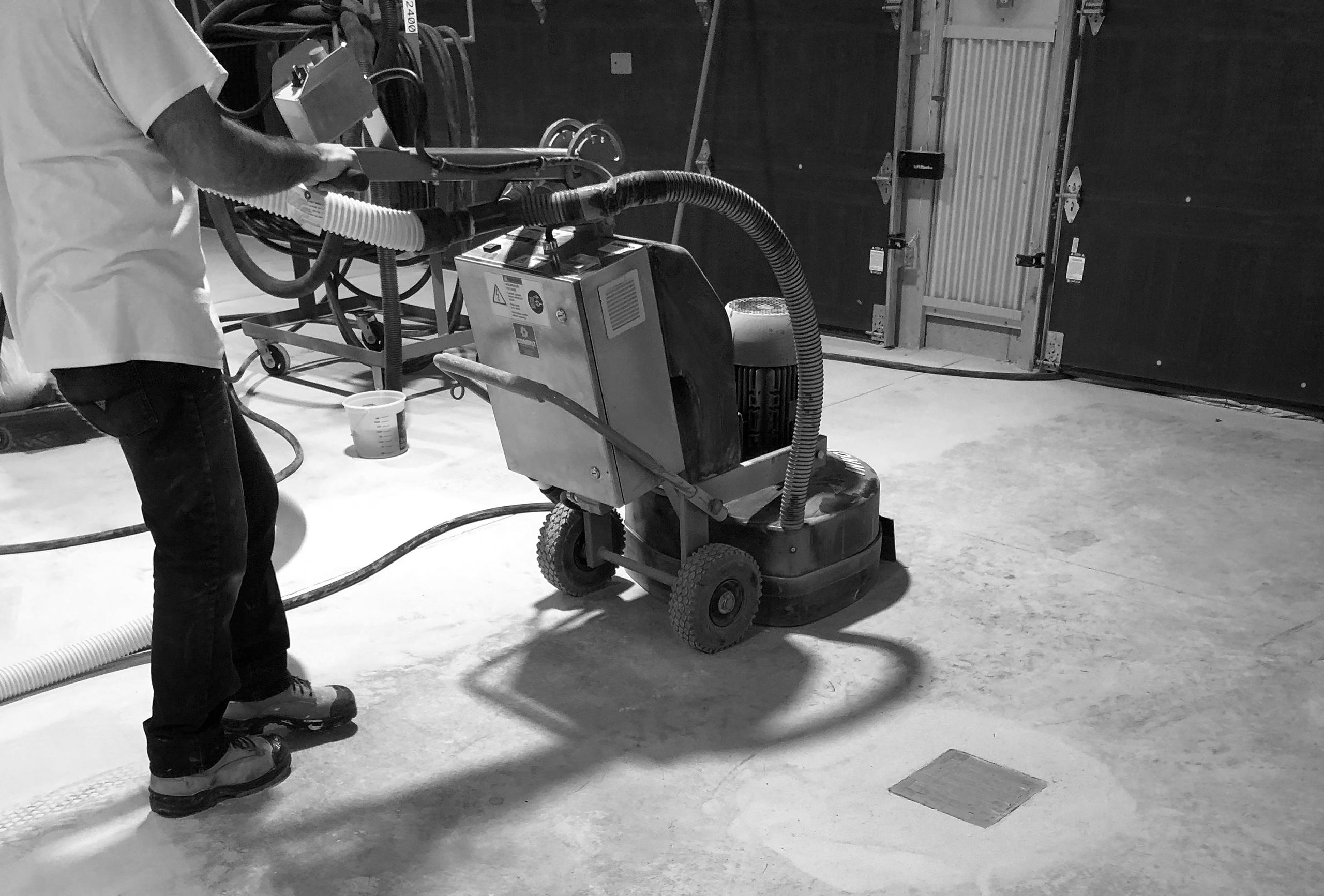concrete preparation service in ontario