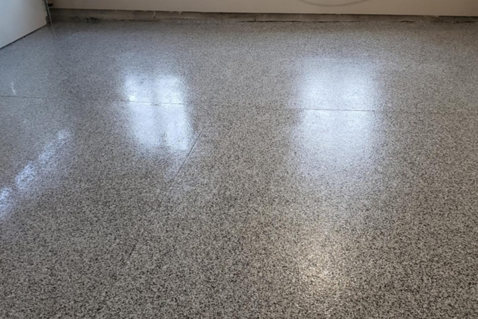 Quartz Flooring Systems Canada