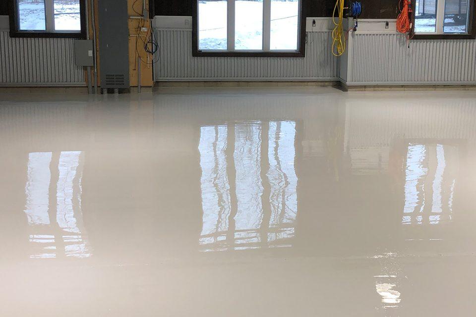 Epoxy Flooring Flortek