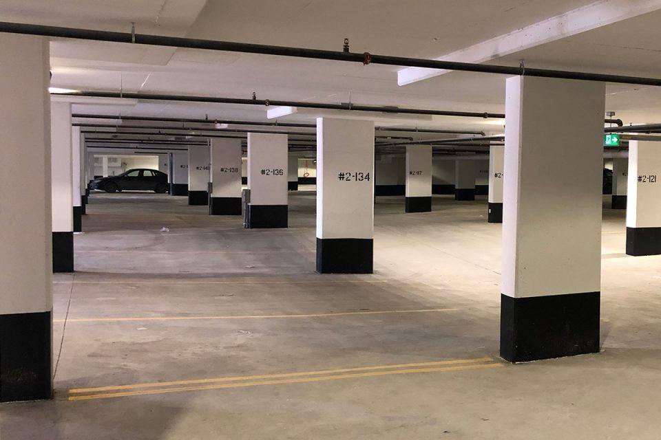 Flortek Parkade Flooring Ontario